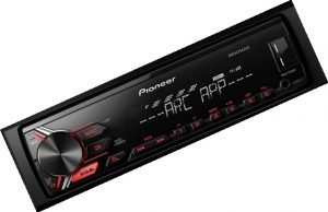 pioneer car infotainment system